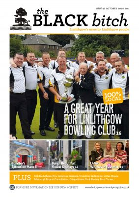 Issue 45 October 2016 Linlithgow Community Magazine